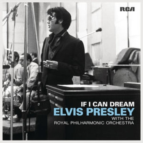 Elvis Presley - If I Can Dream ( 2 Vinilos - 180 gram)