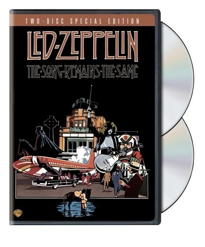 Led Zeppelin - The Song Remains The Same (2 DVD)