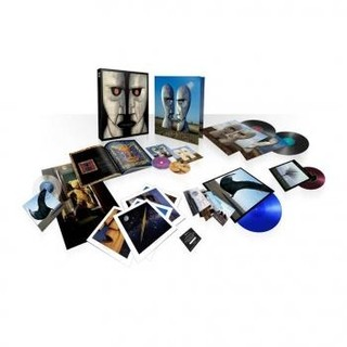 Pink Floyd - The Division Bell - 20th Anniversary - (Box set - Deluxe Edition) - Vinilo
