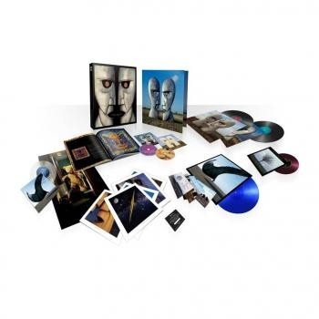 Pink Floyd: The Division Bell - 20th Anniversary - (Box set - Deluxe Edition) - Vinilo