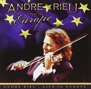Andre Rieu - Live in Europe - CD