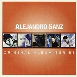 Alejandro Sanz - Original Álbum Series - Box Set 5 CD