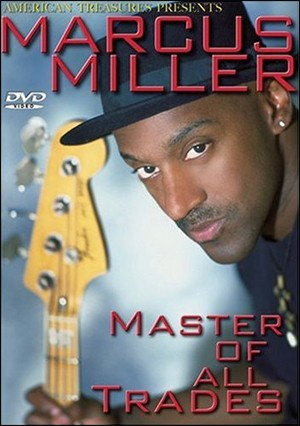 Marcus Miller - Master of All Trades (2 DVDs)  - Importado