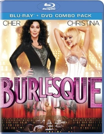 Burlesque - Cher / Christina (Blu-ray + DVD Combo Pack)