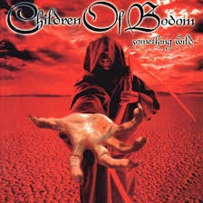 Children Of Bodom - Something Wild - CD