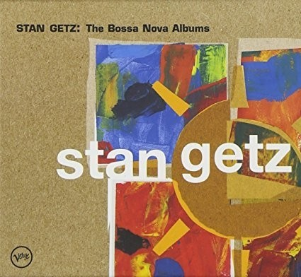 Stan Getz - The Bossa Nova Albums - Box 5 CDs
