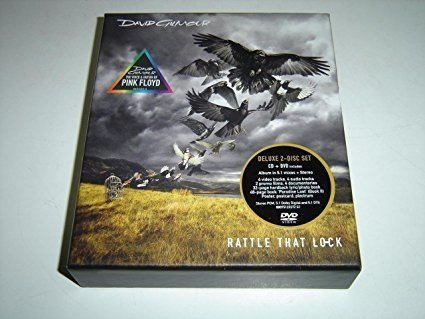Más imágenes David Gilmour ?- Rattle That Lock - Deluxe ( Box CD + DVD )