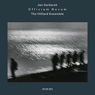 Jan Garbareck & The Hilliard Ensemble - Officium Novum - CD