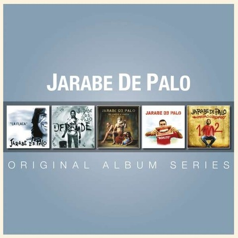 Jarabe de Palo - Original Álbum Series - Box Set 5 CD