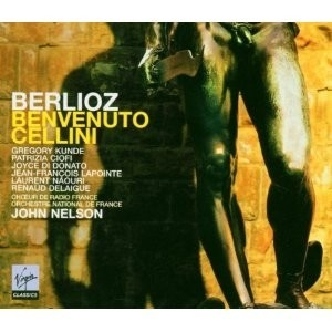 Benvenuto Cellini - Berlioz - John Nelson (Box set 3 CDs)