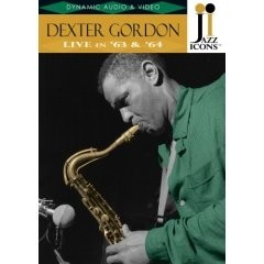Dexter Gordon - Live in ´63 and ´64 - DVD