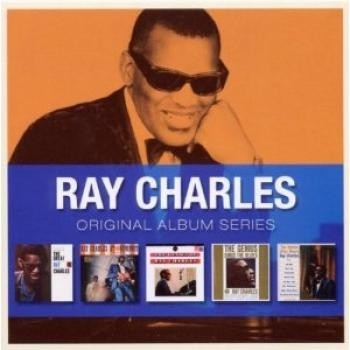 Ray Charles: Original Album Series (5 CDs)