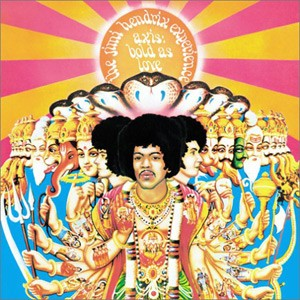 The Jimi Hendrix Experience - Axis Bold as Love (CD + DVD)