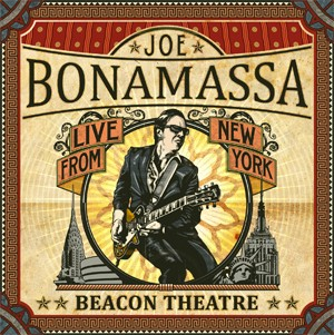 Joe Bonamassa: Live from New York Beacon Theatre (2 CDs)