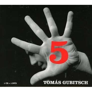 Tomás Gubitsch: Cinco (CD + DVD)