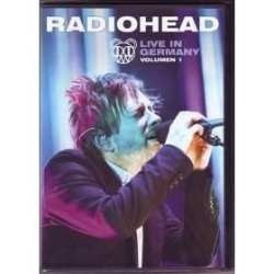 Radiohead - Live in Germany Vol. 1 - DVD