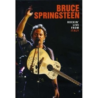 Bruce Springsteen - Rockin´ Live From Italy - DVD