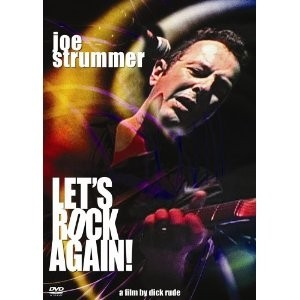 Joe Strummer - Let´s Rock Again! - DVD