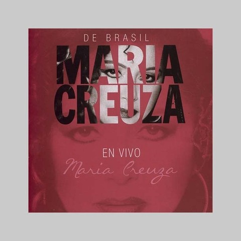 Maria Creuza: En vivo - CD