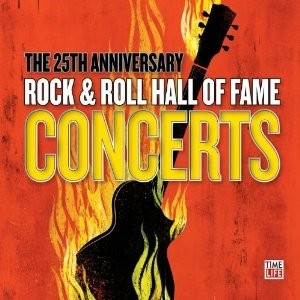 Rock & Roll - 25° Anniversary - Hall of Fame Concerts (4 CDs)
