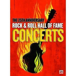 Rock & Roll - 25° Anniversary - Hall of Fame Concerts  (3 DVDs)