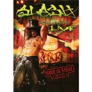Slash: Made in Stoke - DVD