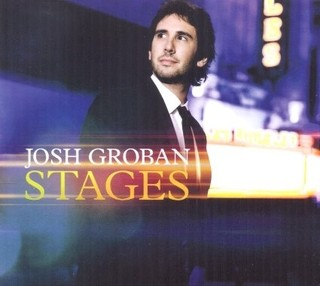 Josh Groban - Stages - CD