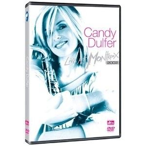 Candy Dulfer: Live at Montreux (2002) - DVD