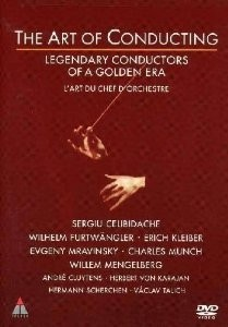 The Art of Conducting - Sergiu Celibidache - DVD