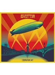 Led Zeppelin Celebration Day (Bluray)