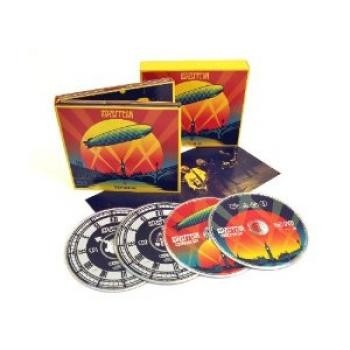 Celebration Day - Deluxe Edition (2CD + DVD + Blu-ray)