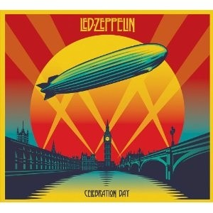 Led Zeppelin Celebration Day (2 CDs + Blu Ray )