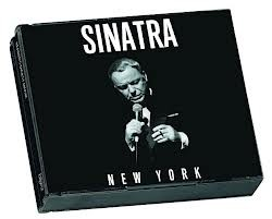 Frank Sinatra: New York (Box set 4 CDs) - Importado