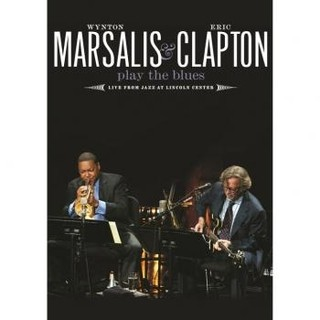 Wynton Marsalis & Eric Clapton - Play the Blues Live (DVD + CD)