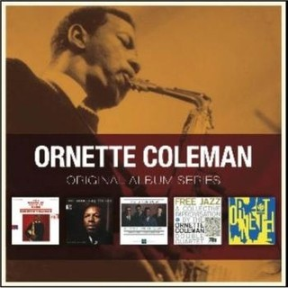 Ornette Coleman: Original Album Series (Box Set 5 CDs)