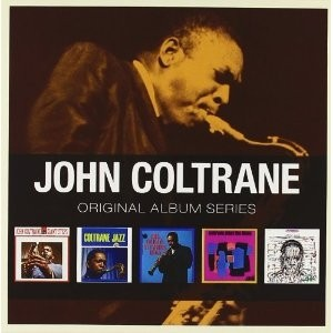 John Coltrane: Original Album Series (Box Set 5 CDs)