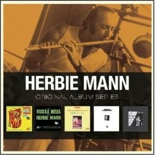 Herbie Mann: Original Album Series (Box Set 5 CDs)