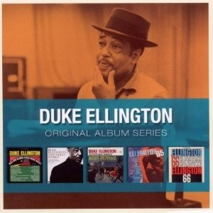 Duke Ellington: Original Album Series (Box Set 5 CDs)