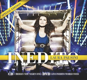 Laura Pausini: Inédito (CD + DVD)