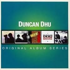 Duncan Dhu - Original Álbum Series (Boxset 5 CDs)