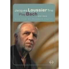 Jacques Loussier Trio Play Bach...and More - DVD
