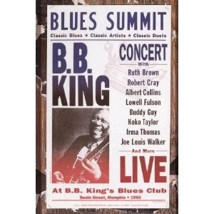 B B King Blues Summit Concert - DVD
