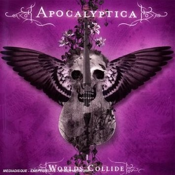 Apocalyptica - Worlds Collide - CD