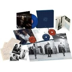 Miles Davis - Kind of Blue - De luxe - 50th Anniversary Collector's Edition (2 CDs + LP + DVD)