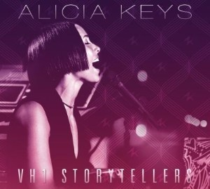 Alicia Keys: Vh 1 - Storytellers  (DVD+CD)