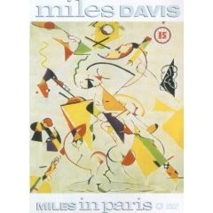 Miles Davis: Miles in Paris - DVD