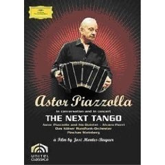 Astor Piazolla - The Next Tango - DVD