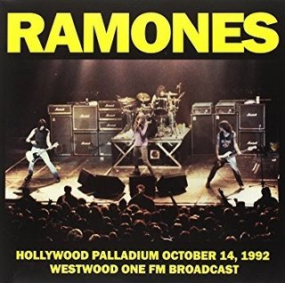Ramones - Live at the Hollywood Palladium - Vinilo Limited to 500 copies