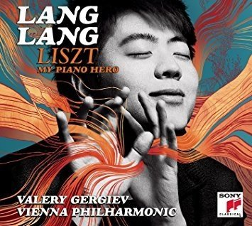 Lang Lang - Liszt - My Piano Hero - CD