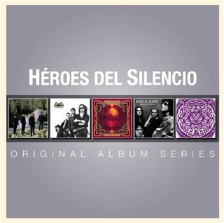 Héroes del Silencio - Original Álbum Series - Box Set 5 CD